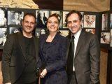 Gennaro Marchese, Gioia Scola e Antonello De Pierro