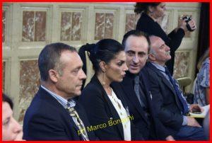 Aurelio Tartaglia, Sara Cardilli e Antonello De Pierro