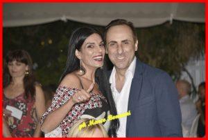 Sara Cardilli e Antonello De Pierro