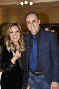 Antonello De Pierro e Silvana Giacobini