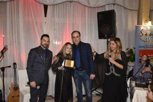 Antonello De Pierro premia Marta Barrano
