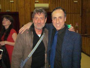 Antonello De Pierro e Massimiliano Buzzanca