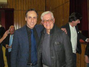 Antonello De Pierro e Franco Oppini