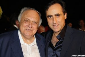 Oscar Tortosa e Antonello De Pierro